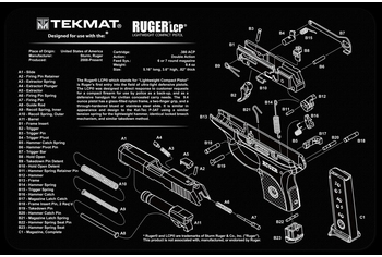 TekMat Ruger LCP