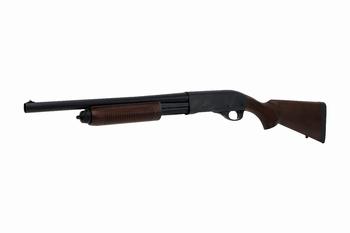 Tokyo Marui M870 (Faux) Wood Shotgun Gas