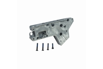 ICS EBB Lower Gearbox Shell (Inc. screws)