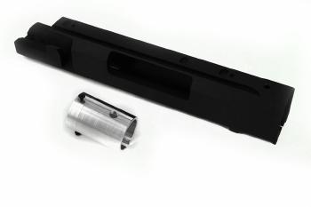 PDI TM L96AWS Duralumin Receiver + Ring Set