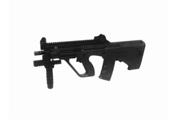 ASG Steyr AUG A3 XS COMMANDO, Black