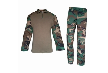 DRAGONPRO Gen3 Combat Uniform Set Woodland