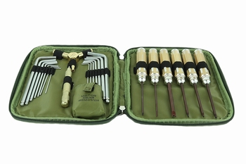 DRAGONPRO Airsoft Tooling Kit (12 in 1)