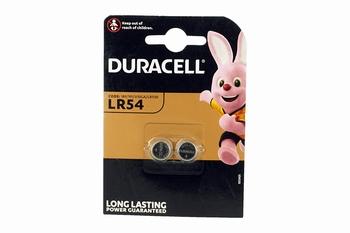Duracell LR54/189/AG10 (2-Pack)