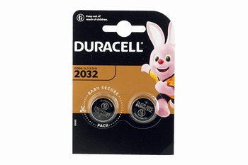 Duracell CR2032 (2-Pack)
