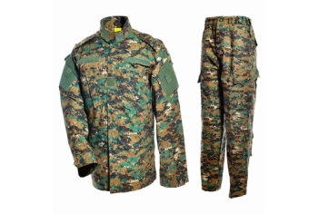 DRAGONPRO ACU Uniform Set Woodland Digital