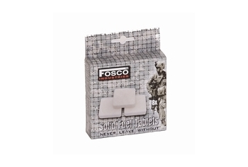 Fosco solid fuel tablets (8X aanmaak blokken)