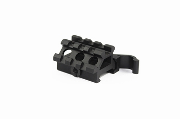 Vector Optics Compact Flat 45 Degree QD Riser