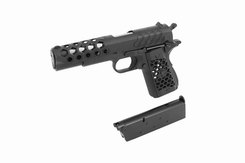 WE-Tech 1911 Hex Cut Gen2 Black