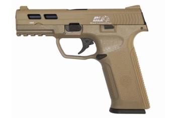 ICS BLE-XAE Gas Blowback Pistol Tan