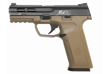 ICS BLE-XAE Gas Blowback Pistol Two-Tone BKTN