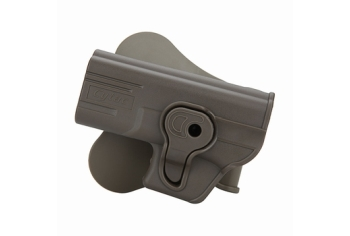 CYTAC Polymer Holster - Glock 19/23/32 (Left Handed) (FDE)