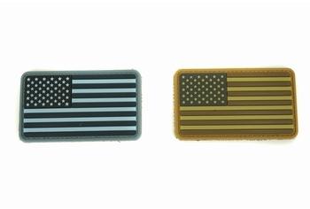 U-13 PVC Patch US Flag