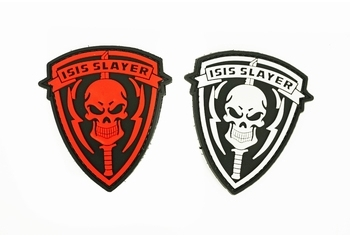 U-13 PVC Patch ISIS Slayer
