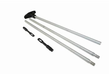 Hoppe's Three-Piece Aluminum Rod, Shotgun (Universal)