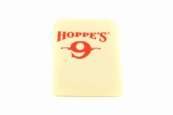 Hoppe's Cleaning  Cloth, Wax Treated Gun Cloth
