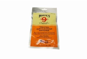 Hoppe's Treated Patches (120pcs)