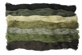 MFH Ghillie Suit Yarn Multicolor