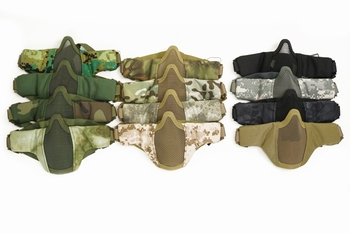 DRAGONPRO Tactical Foldable Facemask