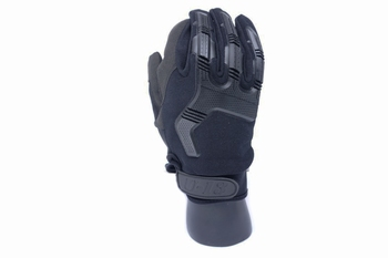 U13 High-Impact Gloves Black