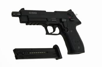 GSG Firefly .22LR Hv Black SD