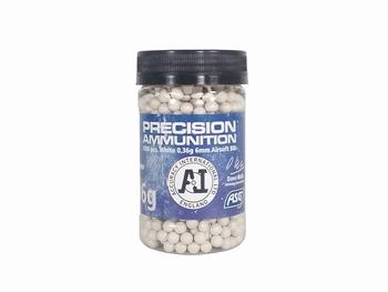 ASG Precision Ammunition 0.36g Airsoft Heavy BB White