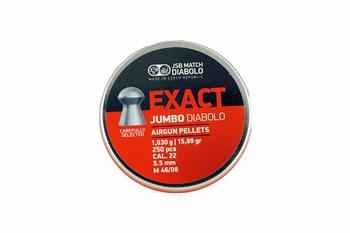 JSB Exact Jumbo Diabolo 5.5mm/.22