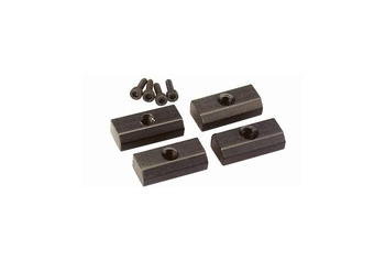 ICS MX5 Tactical rail clips X 4 Black