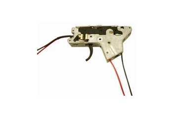 ICS Lower Gearbox (Complete) Front Wired