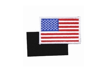 USA Flag Velcro Badge