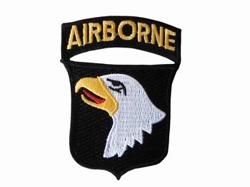 Airborne Badge Opstrijkbaar