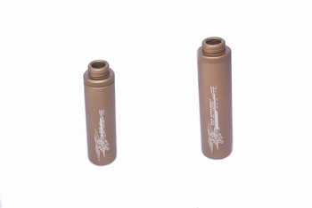 G&G SS-80/100 Mock Suppressor Navy Seal Tan