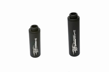 G&G SS-80/100 Mock Suppressor Navy Seal Black