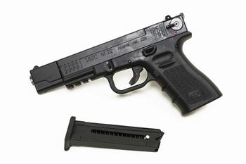 ISSC M22 Target Black .22LR