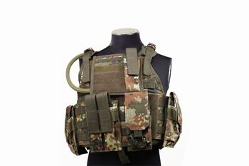 MFH Ranger Tactical Vest BW Camo