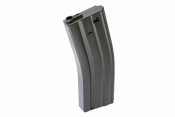 ICS Metal Mid Cap 120rds Mag Black