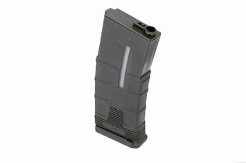 ICS T-Mag Tactical Mid Cap 120rds Black