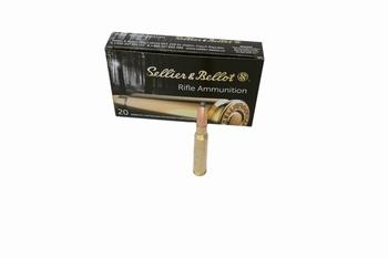 Sellier & Bellot .308 Winchester SP 180 grain