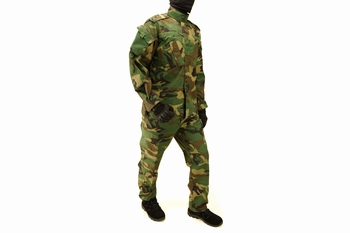 U-13 ACU Uniform Set Woodland