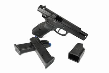 Canik P120 SAO Black 9mm