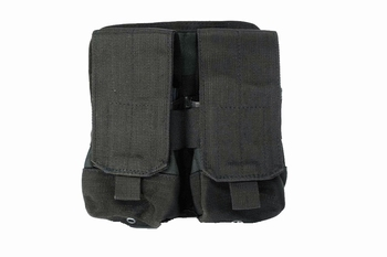 DRAGONPRO Double M14 Mag Pouch Black