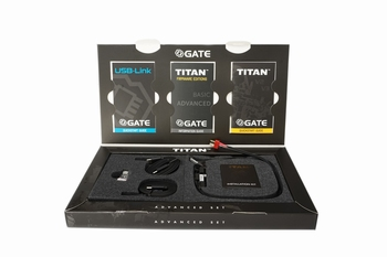 GATE TITAN V3 Mosfet Advanced Set