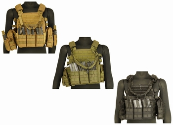 101 Inc Tactical Vest Operator