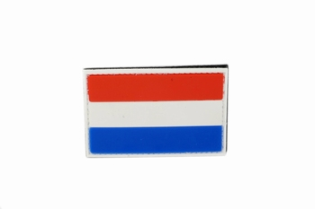 PVC NL Patch Met Klitteband