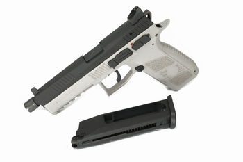 ASG CZ P-09 Metal Slide CO2 - Urban Grey