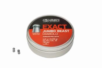 JSB Exact Jumbo Beast Diabolo 5.52mm/.22