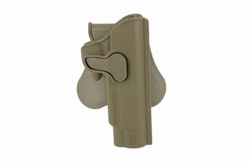 Cytac 1911 Pistol Holster FDE G2