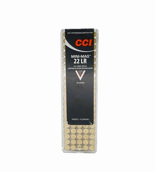 CCI .22LR HS Mini Mag