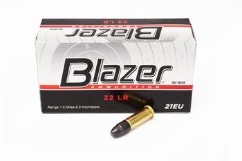 CCI .22LR Blazer High Velocity