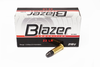CCI .22LR Blazer High Velocity (50rds)